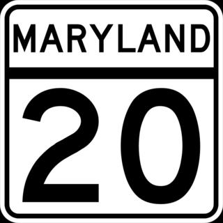 Hwy 20 maryland